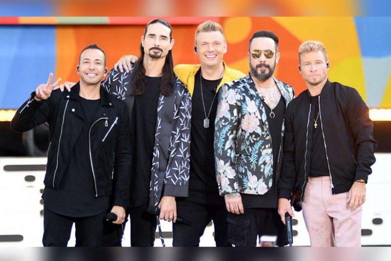 Backstreet Boys Gelar Konser Tur Dunia
