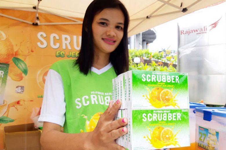Upaya Enesis Group Pikat Pasar Minuman Konsentrat Jeruk