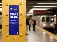 Asyik, Ada Wifi Gratis di Stasiun