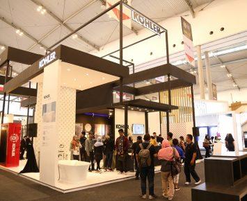 Kohler Pamerkan Produk Berkualitas di IndoBuildTech Expo