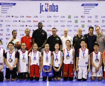 10 Anak Masuk Jr. NBA Indonesia All-Stars 2019