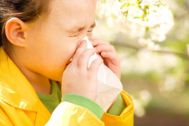 Ini Bahaya Alergi pada Anak