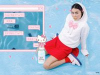 Lucunya Koleksi Sepatu Melissa + Hello Kitty