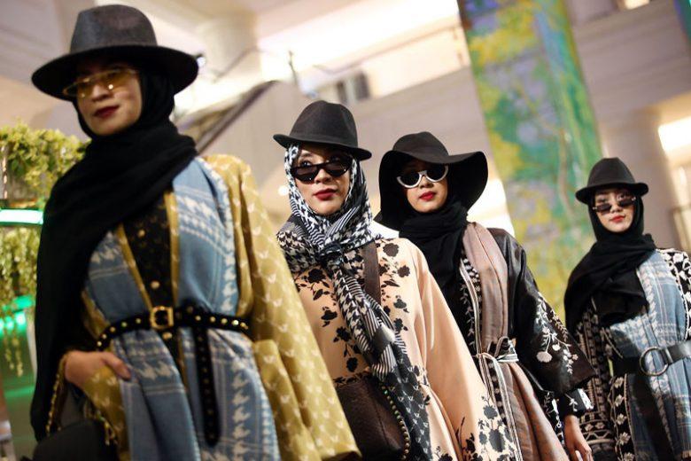 Bekraf Dukung Industri Modest Fashion Indonesia
