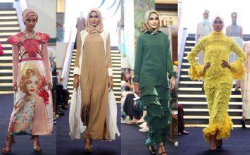 Semarak Modest Fashion di Jakarta Ramadan