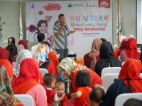 Edukasi Alergi Lewat Morinaga Allergy Week