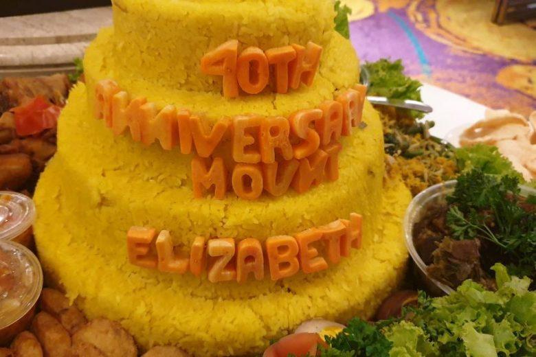Mount Elizabeth Rayakan Ulang Tahun ke-40