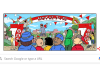 Doodle Google Rayakan Kemerdekaan Indonesia