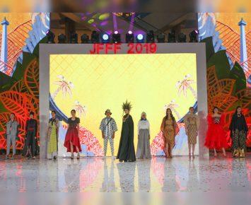 Semarak Jakarta Fashion and Food Festival Datang Lagi
