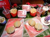 Sensasi Rasa Nusantara di McDonald's Indonesia