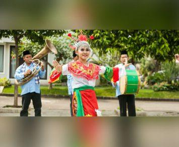 Bamus Betawi Lestarikan Budaya Leluhur