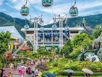 'One Piece' Bertarung di Ocean Park Hong Kong