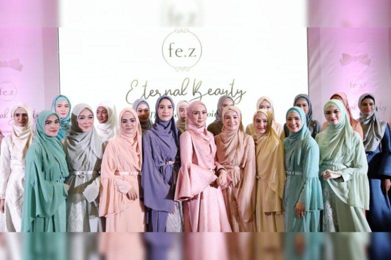 Fenita Arie Luncurkan Merek Fesyen Muslimah