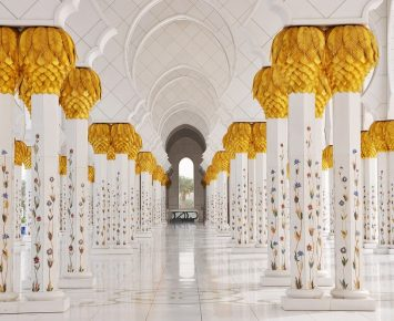 Six Beautiful Mosques in Asia to Discover