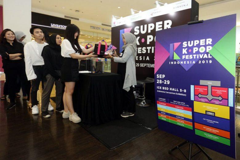 Diskon Tas Korea di SKF 2019