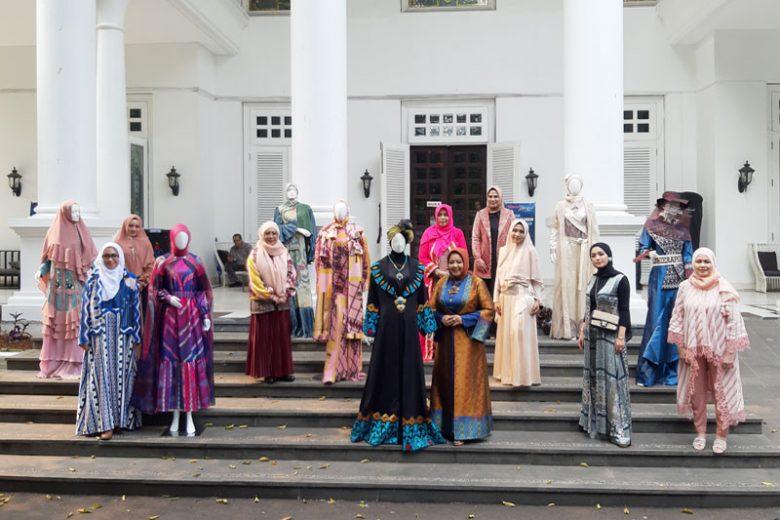 Nuansa Bahari Hiasi IMFW 2019