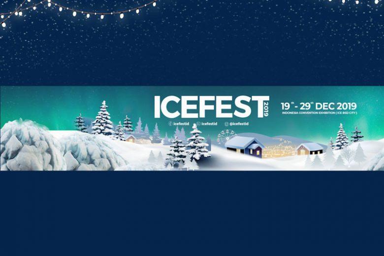 Sederet Hiburan Keluarga di Icefest 2019