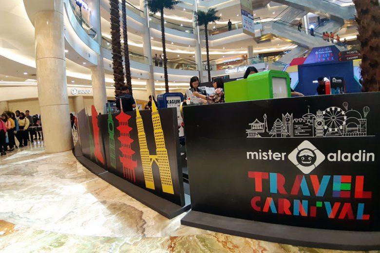 Berburu Tiket Promo Liburan di Mister Aladin