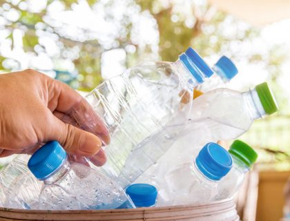 Sampah Plastik Berlimpah, Gojekin Ajah