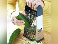 Cara Aman Memarut Sayuran