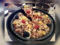 Pizza Hut 4 Rasa Keju di Gerai Baru