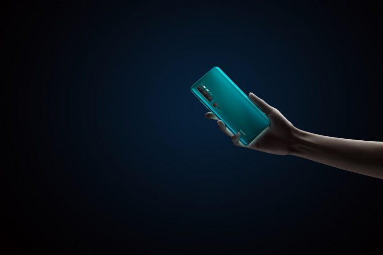 Mi Note 10 Pro, Kamera 108MP Pertama di Dunia
