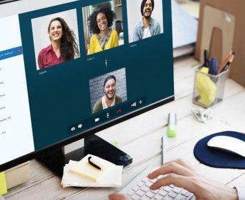 Aplikasi Komunikasi untuk Kerja Remote