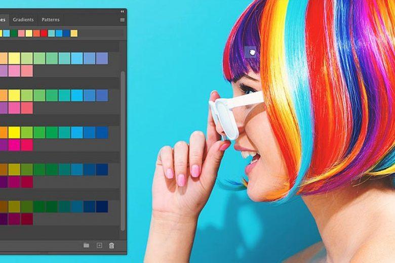 Bikin Foto Menarik dengan Color Pop Effect