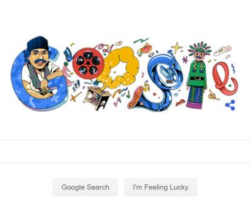 Benyamin Sueb Muncul di Google Doodle!