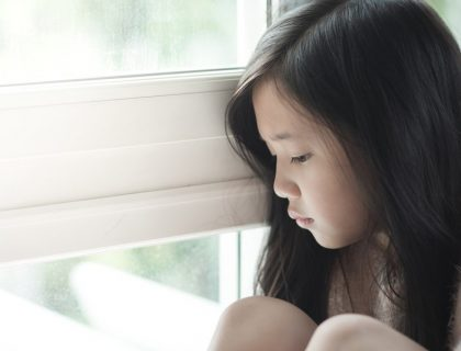 Anak Perempuan Lebih Rentan Depresi