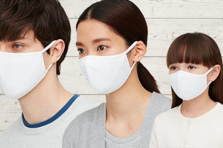 Aman dan Nyaman dengan Masker AIRism Uniqlo