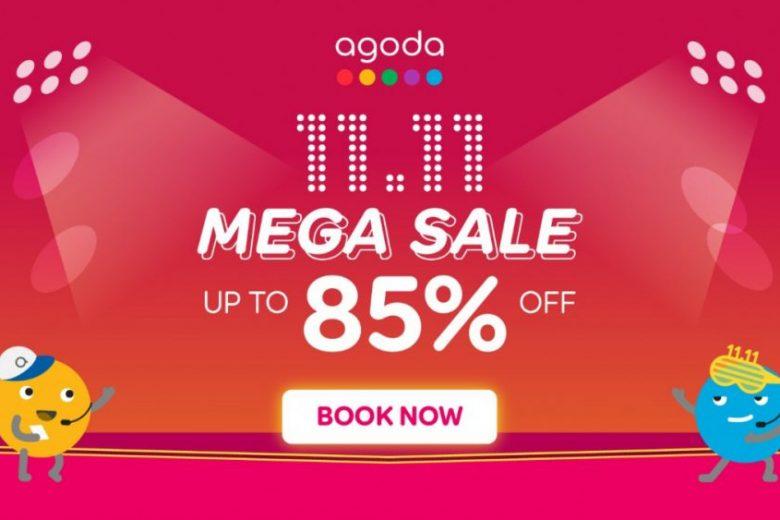 Agoda Tawarkan Diskon Hingga 85%!