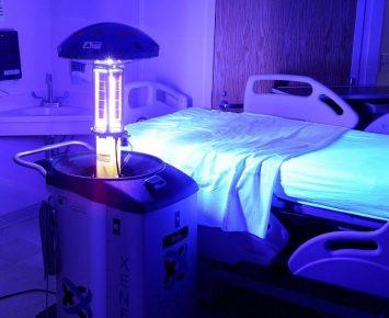 Cara Kerja UV Light Portable