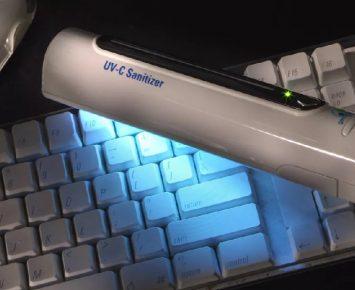 Apakah Tongkat Sinar UV Sudah Teruji?