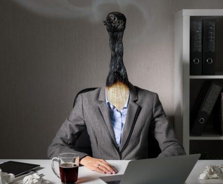 Jangan Sepelekan 'Burnout Syndrome'
