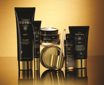Jafra Royal Defy Atasi 10 Masalah Penuaan