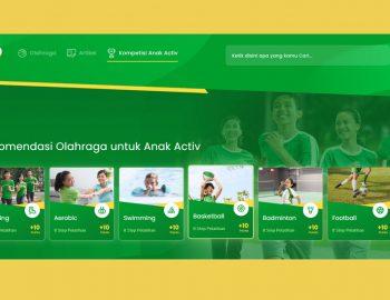 Olahraga Online dengan MILO ACTIV Academy
