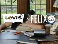 Levi's x Felix the Cat Suguhkan Gaya Kampus