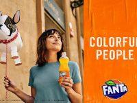 Fanta Luncurkan Kampanye Seru 'Colorful People'